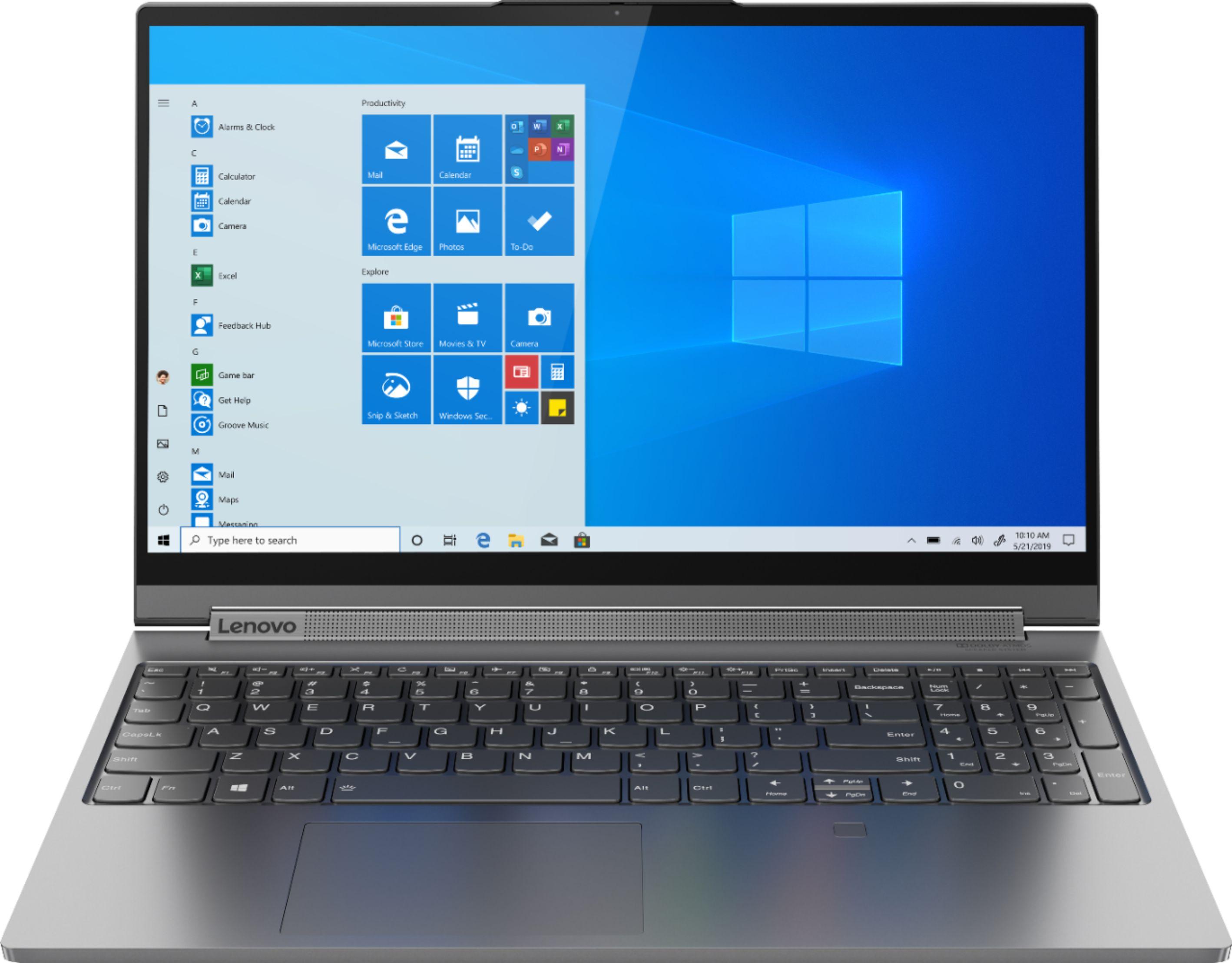 Buy Lenovo – Yoga C940 2-in-1 15.6″ Touch-Screen Laptop – Intel Core i7 – 16GB Memory – NVIDIA GeForce GTX 1650 – 512GB SSD – Iron Gray on PriceBreaks.com